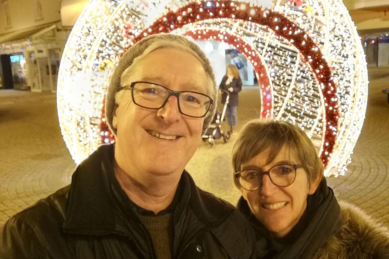 Gentle Dental in Salisbury Christmas tree trail